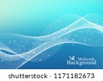 geometric abstract background... | Shutterstock .eps vector #1171182673