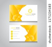 vector modern creative and... | Shutterstock .eps vector #1171234183