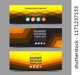 multipurpose layout design. ... | Shutterstock .eps vector #1171237153