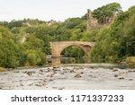 Barnard Castle Bridge Over The...