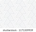 abstract geometric pattern with ... | Shutterstock .eps vector #1171339939