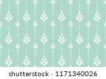 flower geometric pattern.... | Shutterstock .eps vector #1171340026