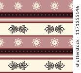 seamless raster decorative... | Shutterstock . vector #1171355146