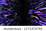 lot of colors  neon background. ... | Shutterstock . vector #1171376743