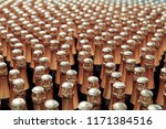 champagne backdrops background | Shutterstock . vector #1171384516