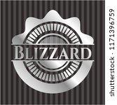 blizzard silvery shiny emblem   Shutterstock .eps vector #1171396759