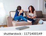 nice time and happiness with... | Shutterstock . vector #1171400149