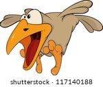 raven. cartoon