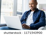 image of african american...   Shutterstock . vector #1171543900