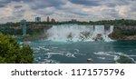 American Falls And Bridal Veil...