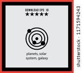 planets  solar system  galaxy ...