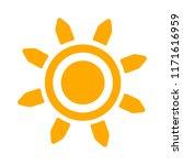 rose icon  vector rose plant ...   Shutterstock .eps vector #1171616959