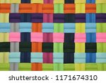 abstract background of... | Shutterstock . vector #1171674310
