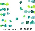 sea green tropical jungle... | Shutterstock .eps vector #1171789156