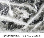 salt crystals growing in stone... | Shutterstock . vector #1171792216