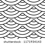 abstract geometric pattern with ... | Shutterstock .eps vector #1171934143