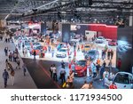 moscow  aug.31  2018  top... | Shutterstock . vector #1171934500
