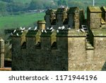 Amberley Castle Turrets  U