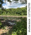hudson river ny   Shutterstock . vector #1171962700
