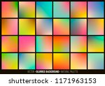 blurred abstract backgrounds... | Shutterstock .eps vector #1171963153