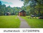 kitchen cabins   booker t.... | Shutterstock . vector #1172009896