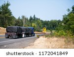 transportation of covered wood... | Shutterstock . vector #1172041849