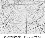 black and gray line on white... | Shutterstock . vector #1172069563