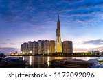 ho chi minh city  district 2  ... | Shutterstock . vector #1172092096