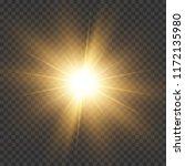 illustration of the light of a... | Shutterstock .eps vector #1172135980