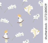 seamless pattern  background... | Shutterstock .eps vector #1172180029