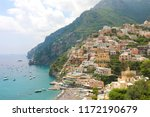 beautiful coastal towns of... | Shutterstock . vector #1172190679