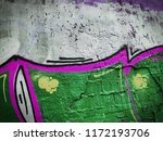 colorful background. rectangle... | Shutterstock . vector #1172193706