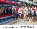 kalrsruhe germany   july 27... | Shutterstock . vector #1172260963