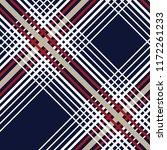 red stripe pattern on navy... | Shutterstock .eps vector #1172261233