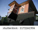 House Upside Down