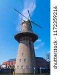schiedam  netherlands   may 6 ... | Shutterstock . vector #1172359216