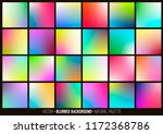 blurred abstract backgrounds... | Shutterstock .eps vector #1172368786