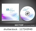 stylized cd cover design...