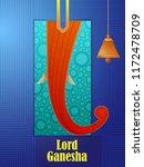 vector illustration of lord... | Shutterstock .eps vector #1172478709