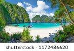 Amazing Maya Bay On Phi Phi...