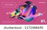 creative geometric wallpaper....   Shutterstock .eps vector #1172488690