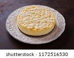 homemade delicious coconut... | Shutterstock . vector #1172516530