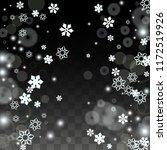 christmas  vector background... | Shutterstock .eps vector #1172519926