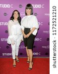Small photo of NEW YORK, NY - AUGUST 24: Leighann Buscemi (L) and Rosemary Conder attend Studio C Live from NYC featuring Kenan Thompson at Hammerstein Ballroom on August 24, 2018 in New York City.