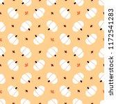 vector seamless pattern... | Shutterstock .eps vector #1172541283