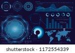 vector illustration of... | Shutterstock .eps vector #1172554339