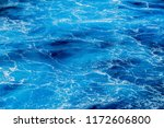 aegean sea background from above | Shutterstock . vector #1172606800
