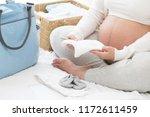 Pregnant Women Prepare Newborn...