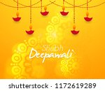 innovative abstract or poster... | Shutterstock .eps vector #1172619289