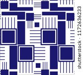 seamless pattern. hand drawn... | Shutterstock .eps vector #1172636233
